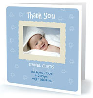 Thank You Baby Cards