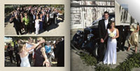 wedding photo book example