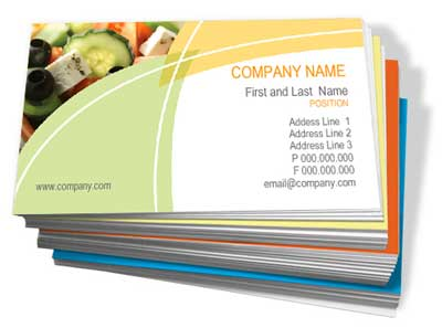 Business cards online free delivery within australia templates new cards yellow 400 reheart Image collections