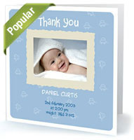 Thank You Baby Cards Pic 4