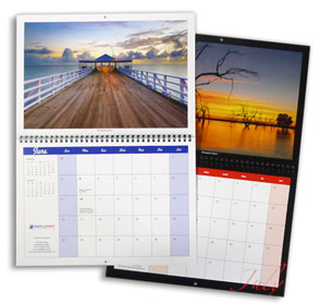Wall Calendar Printing From Our Online Design Software Digital